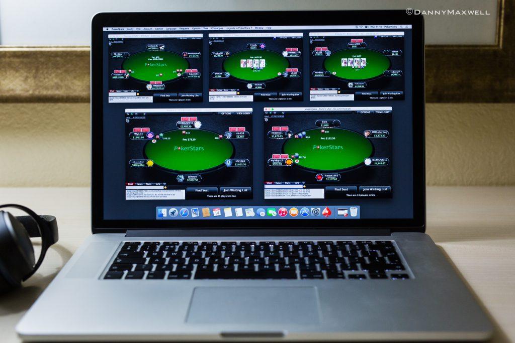 网上赌场市场增长